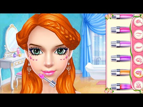 wedding-planner-girl-game---bridal-makeup,-dress-up,-color-hairstyles-&-fun-cake-design-games