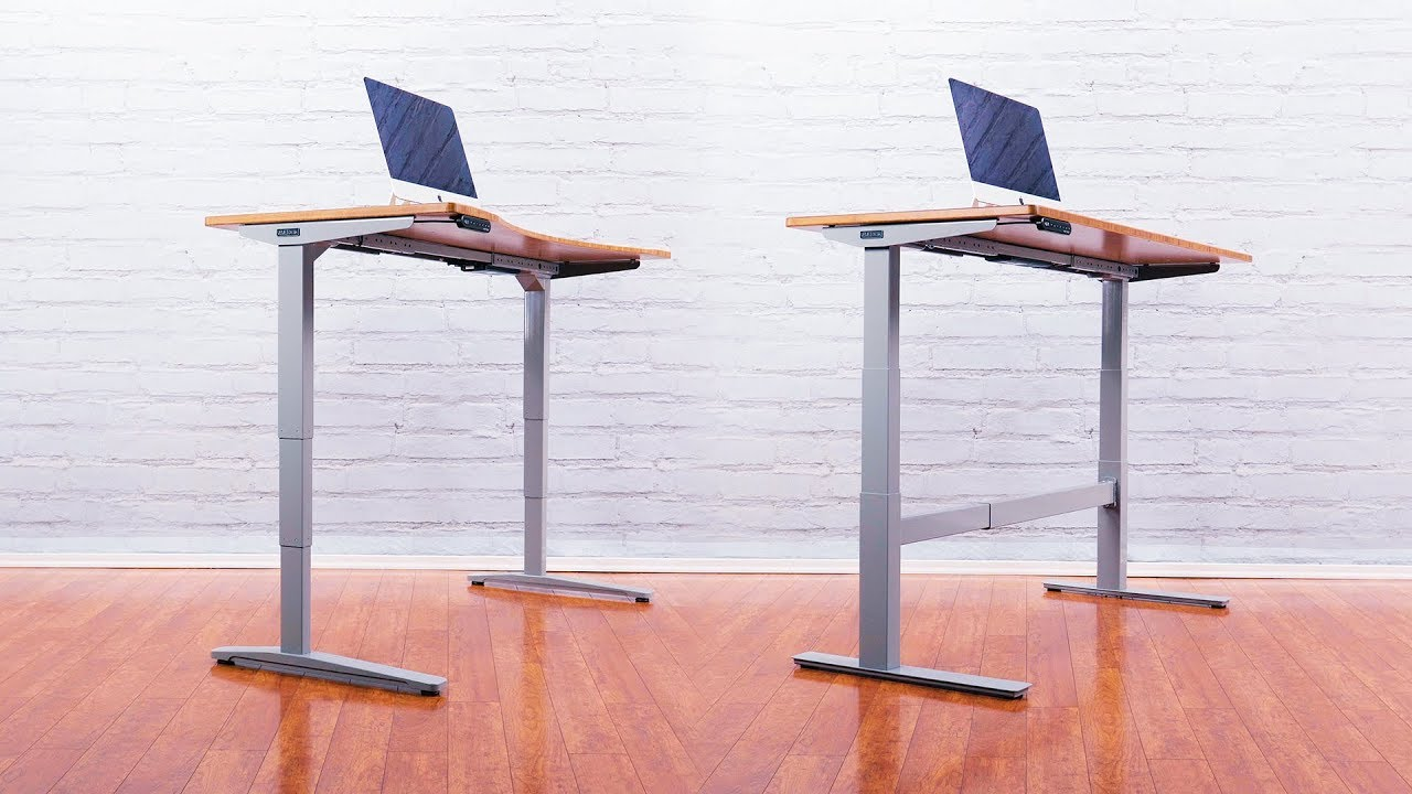 The UPLIFT V2 Frame & UPLIFT V2 Commercial Frame by UPLIFT Desk