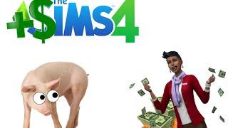 The Sims 4 | Я богат!