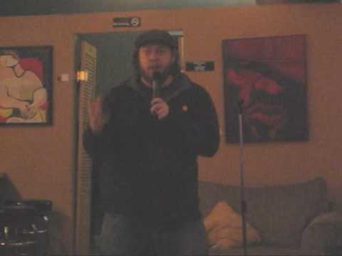 Andrew DeWitt Stand Up at Hump Day (Bronzeville Ch...