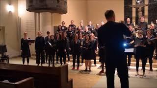 coro alemán envía mensaje de paz a nicaragua