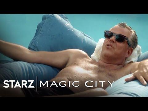 "Magic City | Episode 4 Scene Clip ""How's My Casino?"" | STARZ"