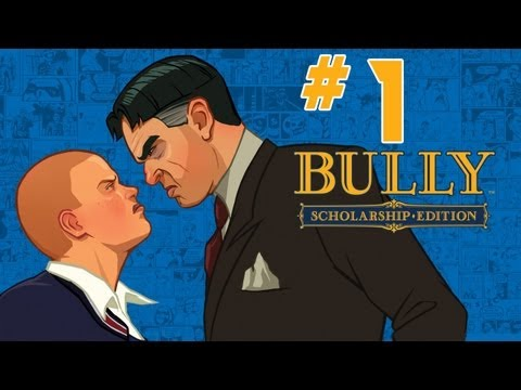 Let´s Play Bully Die Ehrenrunde Part 1 [Deutsch/HD/BLIND] - Bully Scholarship Edition