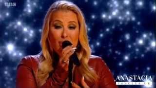 Anastacia - Left Outside Alone live on Lotto UK - 07112015