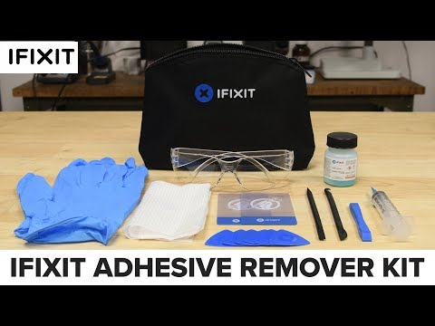 Fight Any Glue With iFixit