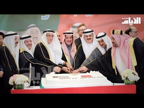 ا?حتفالات الا?عياد الوطنية الكويتية تنير سماء البحرين  - نشر قبل 34 دقيقة