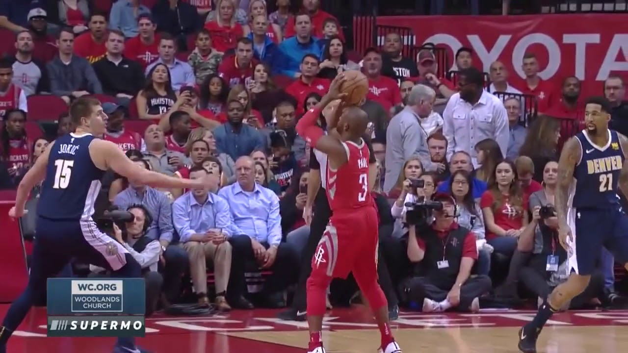 Houston Rockets 2018 Playoff Hype