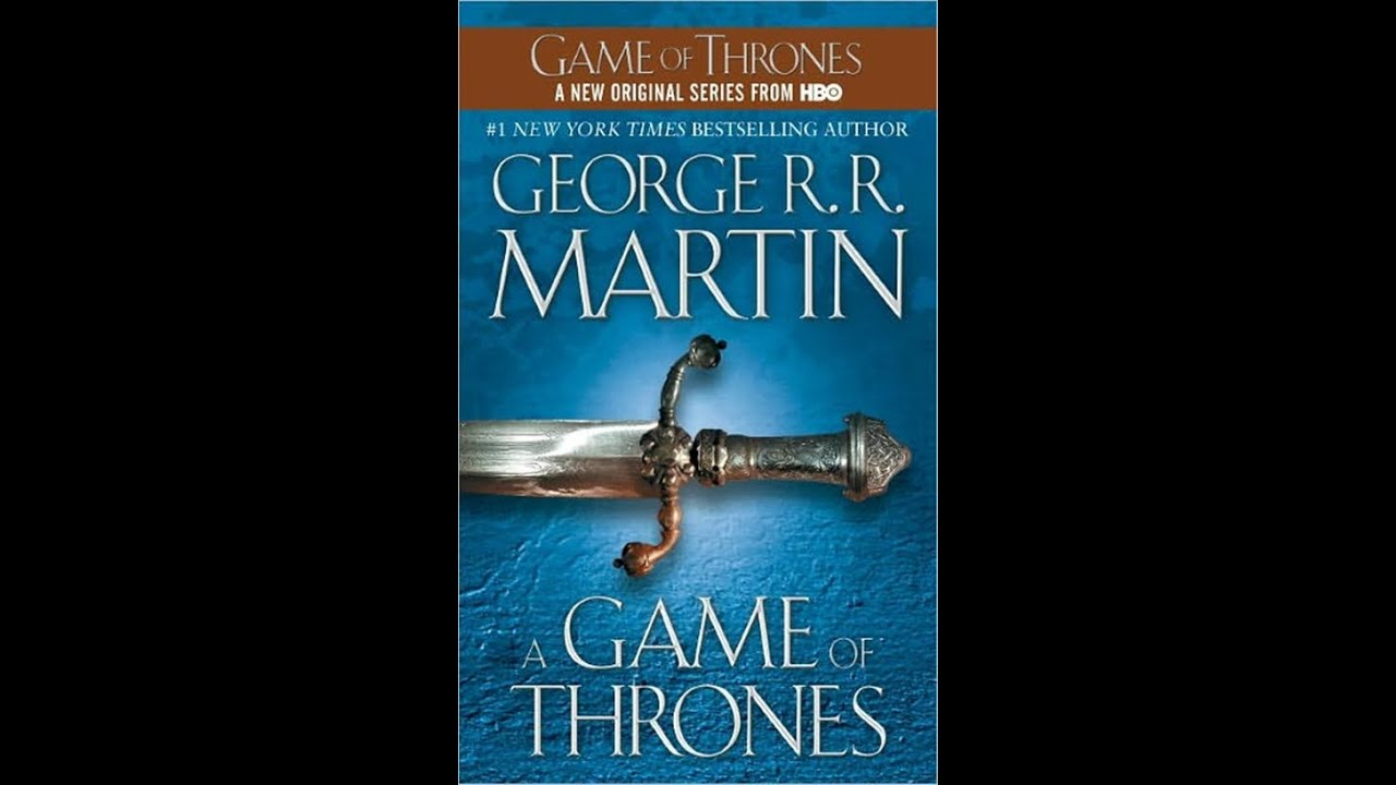 George R R Martin's A Song of Ice and Fire | Book 1 | A Game of Thrones |  Book Review