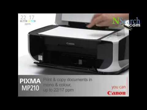 Canon PIXMA MP210 MP Printer Driver Windows 7