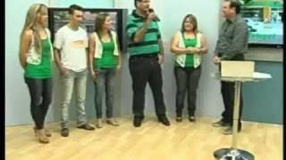 Martinucci, Martiflex e Telepel - Parceria em Propaganda na TV (Tatu na TV - Umuarama-PR)