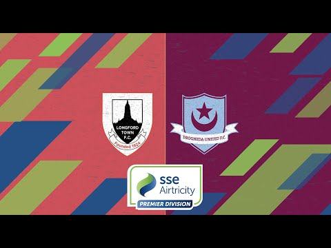 HIGHLIGHTS   Longford Town 1-1 Drogheda United