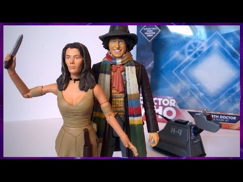 Doctor Who Figure Review: The Fourth Doctor Collector Set (B&M Exclusive)