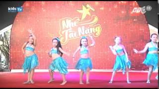 Nhí Tài Năng - Nhóm Big Baby Múa Samba