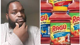 Ragu Pasta Sauces Recall