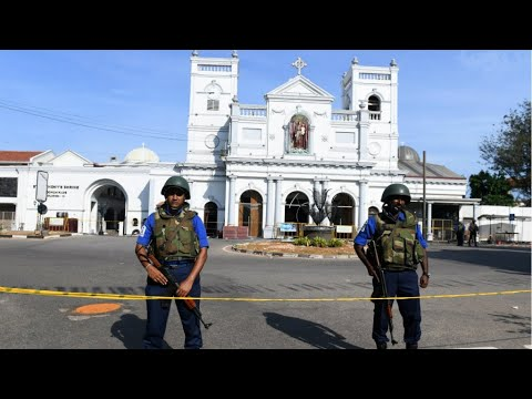 Islamic State group claims responsibility for Easter attacks in Sri Lanka