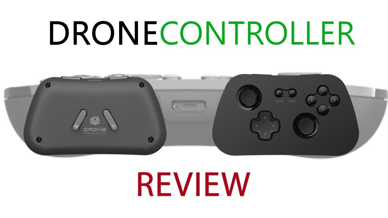 DRONE Controller Review