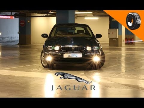 Jaguar X Type -  A poor man