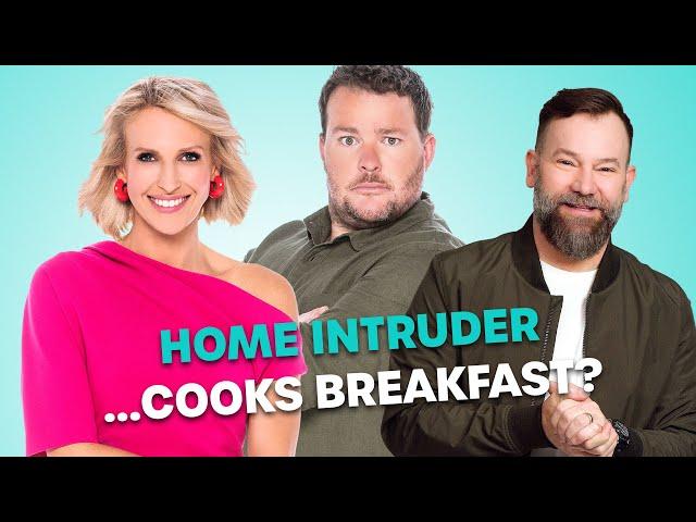 Home Intruder... Cooks Breakfast? | Bec Cosi & Lehmo