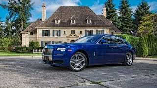2015 Rolls-Royce Ghost Series II Car Review