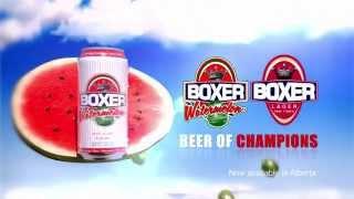 Boxer Watermelon Bomb & Apple Ale Branch 2014 Preview