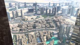 Restaurant At.Mosphere Dubai Burj Khalifa Toilette 4K