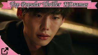 Video Top 20 Popular Thriller Korean Dramas download MP3, 3GP, MP4, WEBM, AVI, FLV April 2018