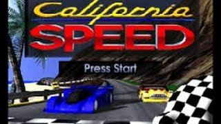California Speed (n64 game player)