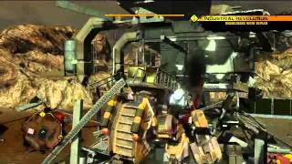 Quick Look: Red Faction Guerrilla (Video Game Video Review)