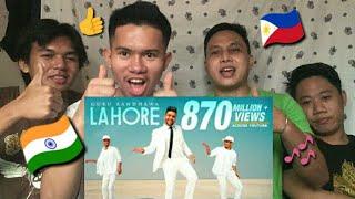 FILIPINOS react to Guru Randhawa : Lahore   Lahore Reaction   REACTION   oplox