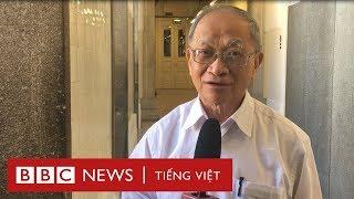"""""""Nếu lập mạng xã hội mới ở VN, cần cạnh tranh bình đẳng"""" - BBC News Tiếng Việt / Видео"""
