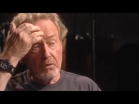 an interview with ridley scott talks
