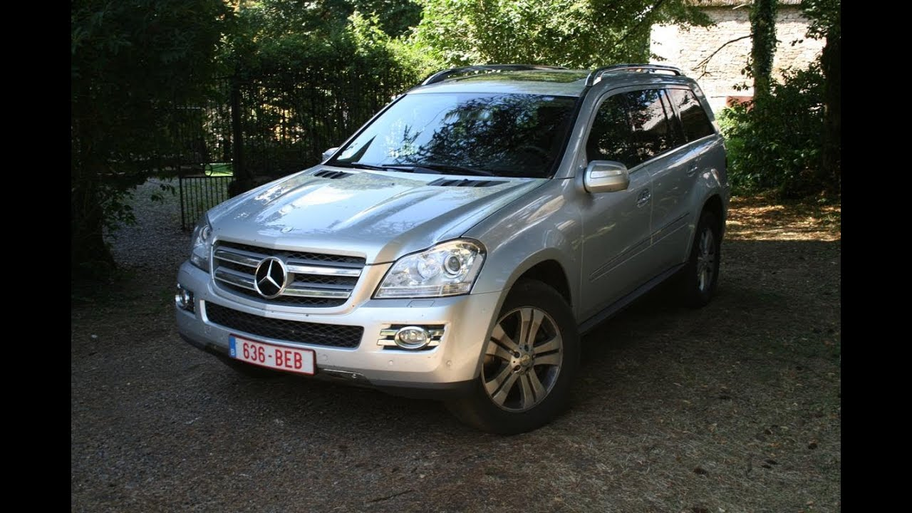 Mercedes benz gl320 cdi testdrive 1080p hd youtube for Mercedes benz gl320 cdi
