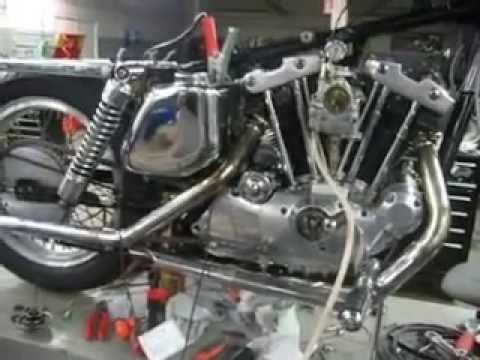 First start up of a 1974 harley davidson ironhead sportster YouTube – Ironhead Sportster Engine Diagram