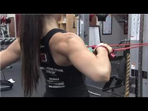 Safe Exercise Tips : How to Work Out with a Shoulder Impingement