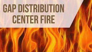 Employee Speaks About Gap Warehouse Fire in Fishkill