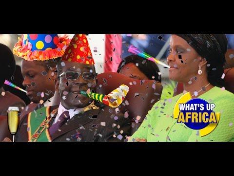 HAPPY BIRTHDAY MR MUGABE