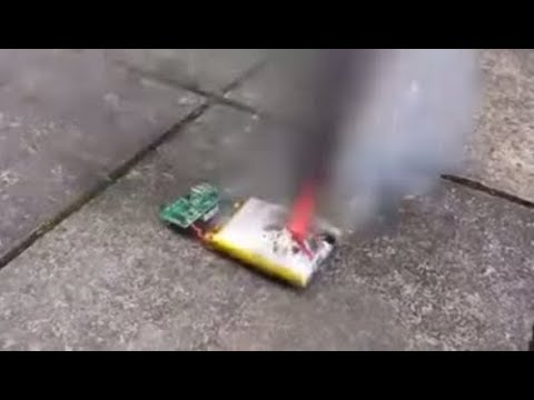 Nhất định phải biết điều này để tránh pin sạc dự phòng phát nổ
