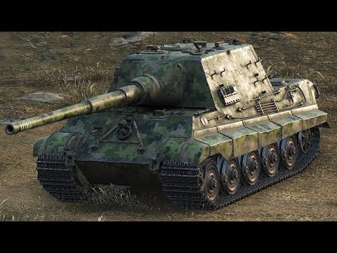 World of Tanks Jagdtiger - 9 Kills 9,1K Damage thumbnail