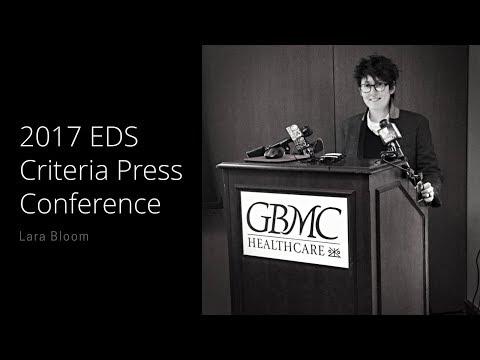 EDS 2017 Criteria Press Conference
