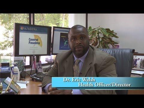 Pasadena Public Health Dept.: We Are Public Health
