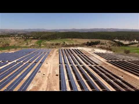 Luxra Solar Tecnology AG - Uşak Derbent 3 MW Proje