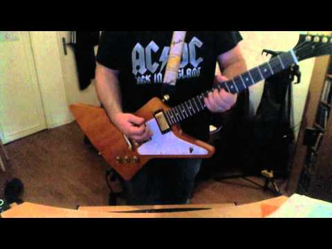 ZZ top - Doubleback ( cover )