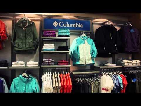Columbia - Strada Shopping § Fashion Outlet