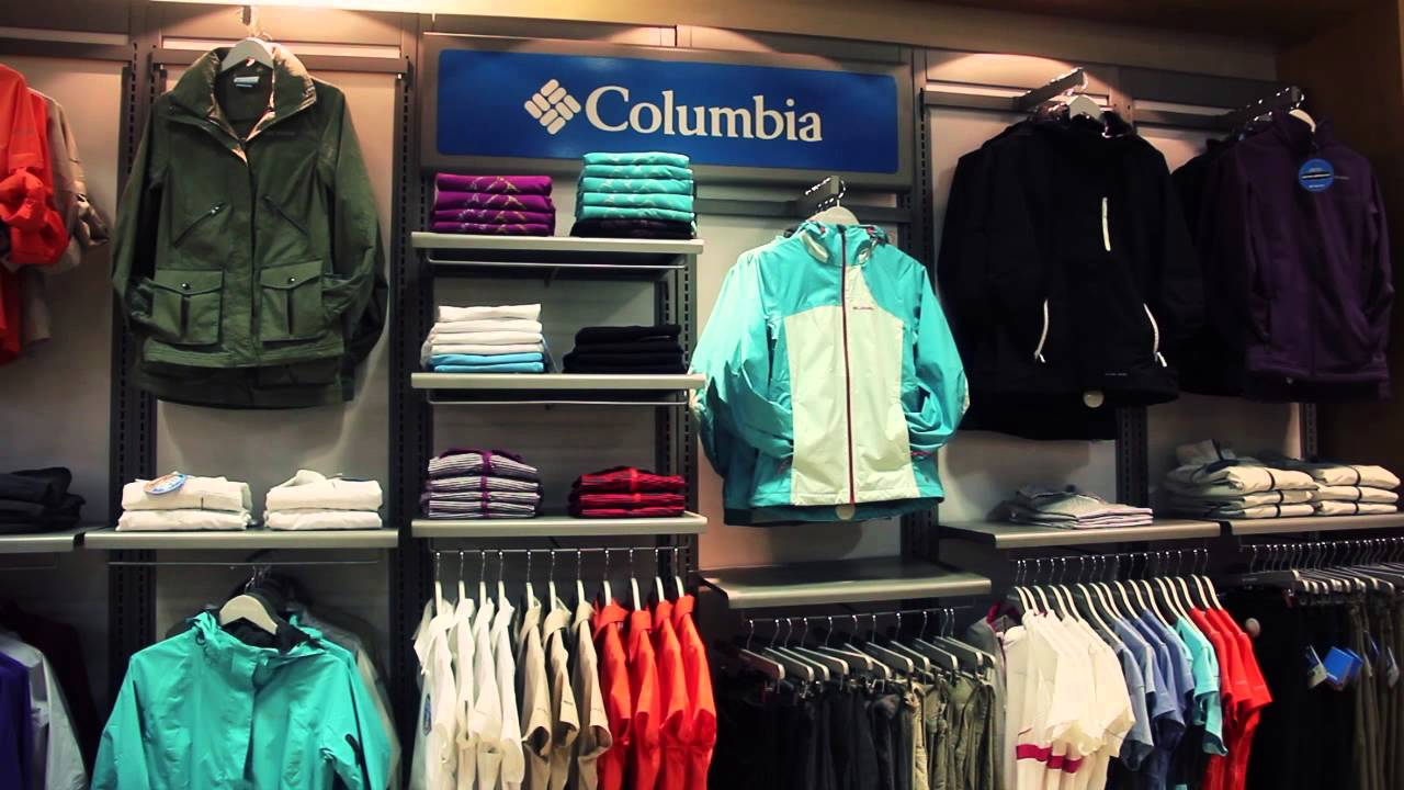 Columbia Strada Shopping 167 Fashion Outlet Youtube