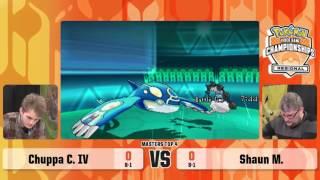 2016 Pokémon Winter Regional Championships: VG Masters Top 4, Match B