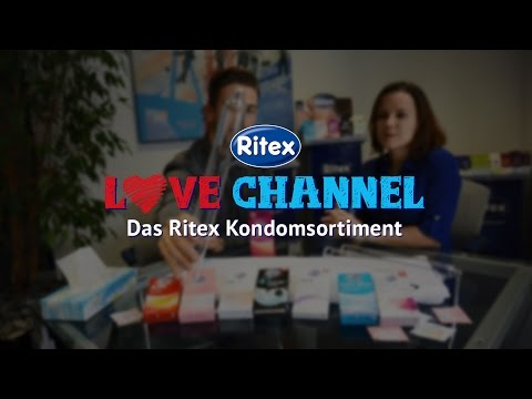 Eric on Tour - Das Ritex Kondomsortiment