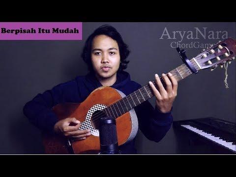 Chord Gampang (Berpisah Itu Mudah - Rizky Febian & Mikha Tambayong) by Arya Nara (Tutorial Gitar)