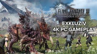 Még sosem volt ilyen szép | Final Fantasy XV 4K 60fps PC Gameplay