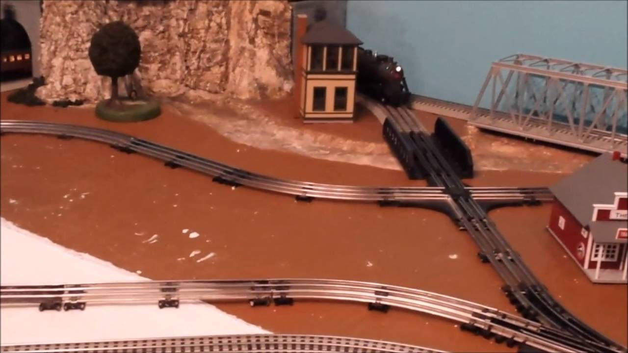 Lionel Fastrack Reliability Fix Youtube Block Wiring