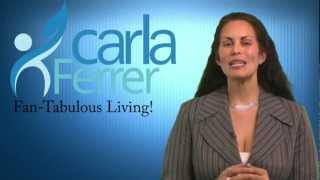 Carla Ferrer - Your Attitude & Intention Will Define Your Life!